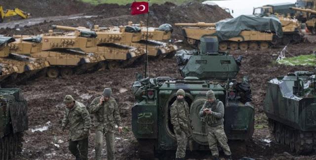 Tουρκική εισβολή στην Συρία: Πως θα αντιδράσουν Μόσχα και Τεχεράνη;