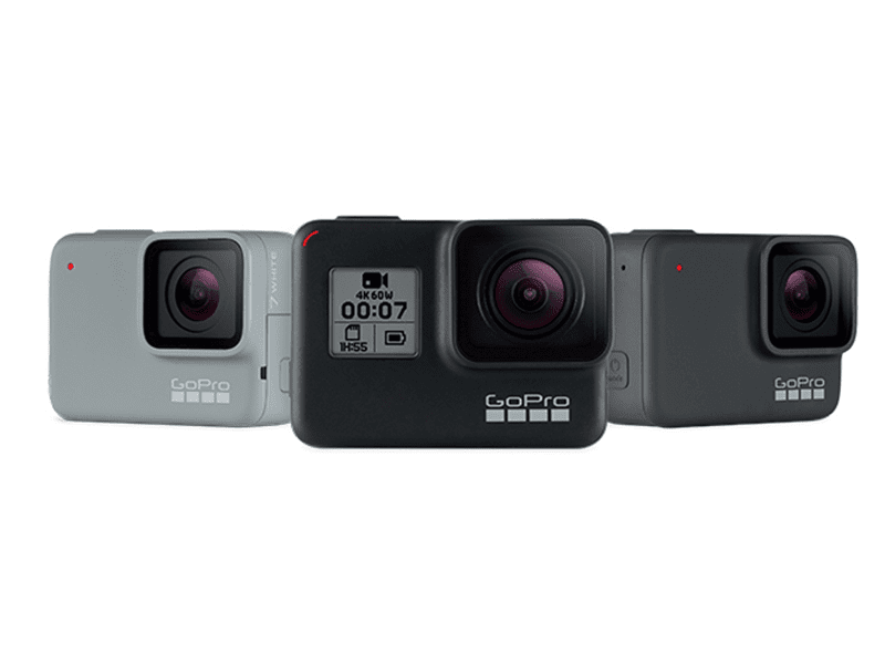 GoPro Hero 7 series cameras are now available for pre-order in the PH!