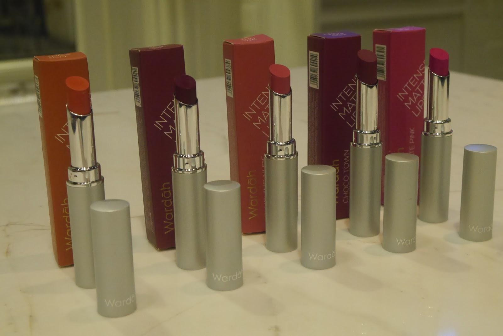 Wardah Intense Matte Lipstick 11 Choco Town Daftar Harga Termurah Passionate Pink 07 25gr Yaitu 1 Socialite Peach 2