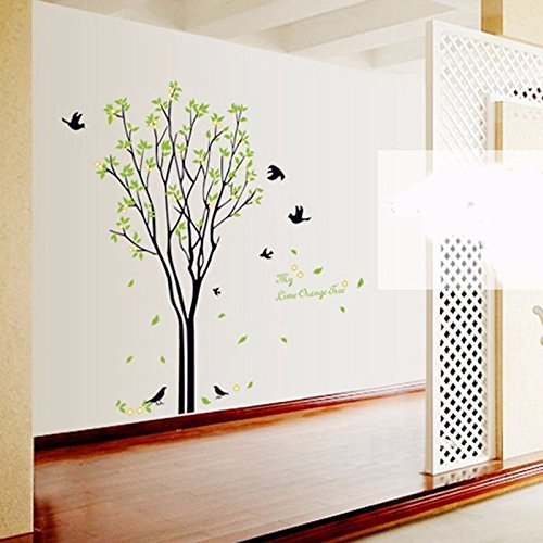 Own Art Designs Birds Tree