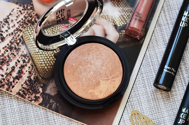 Бронзер Make up factory Bronze luminizer 01 Cinderella  Bronze