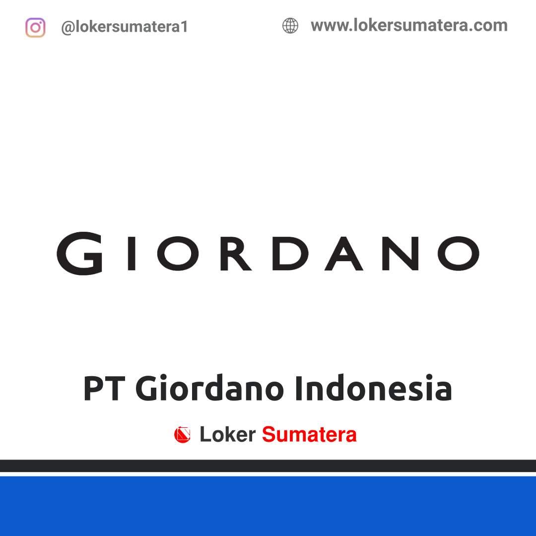 Lowongan Kerja Padang: PT Giordano Indonesia Januari 2021