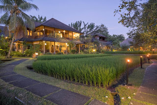 Atmosphere The Scenery At Ananda Cottages Ubud