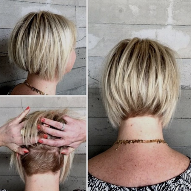 short natural hairstyles 2019 for women over 50