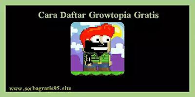 Cara Daftar Akun Growtopia