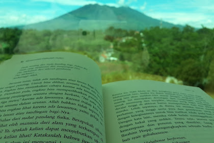 Dunia ini bagaikan buku yang tak ada jilid ke-2 nya.