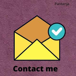 Contact me pantanja