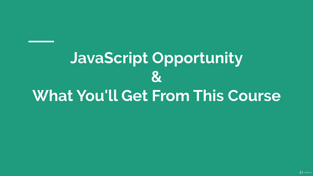 Learn JavaScript, Get Hired | The Full Bootcamp | Udemy