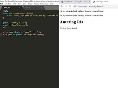 belajar coding php dengan sublime text