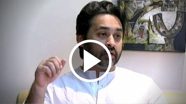 भाजप नेते निलेश राणे यांना कोरोनाने ग्रासले || Marathi news