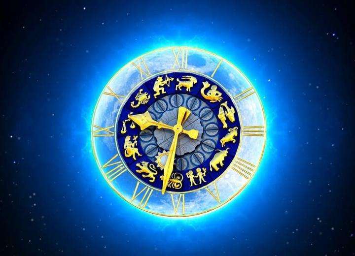 cores e formas da astrologia