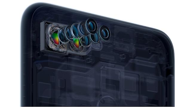 16mp & 2mp camera phone