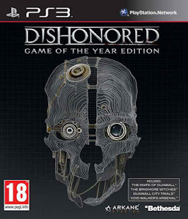 Dishonored Game of the Year Edition PS3 free download full version