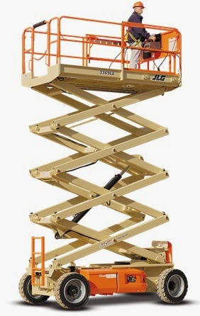 JLG 3369LE Scissor Lifts