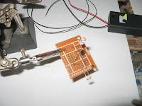 Installing resistors