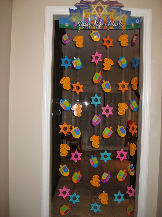 Getting Ready for Chanukah!