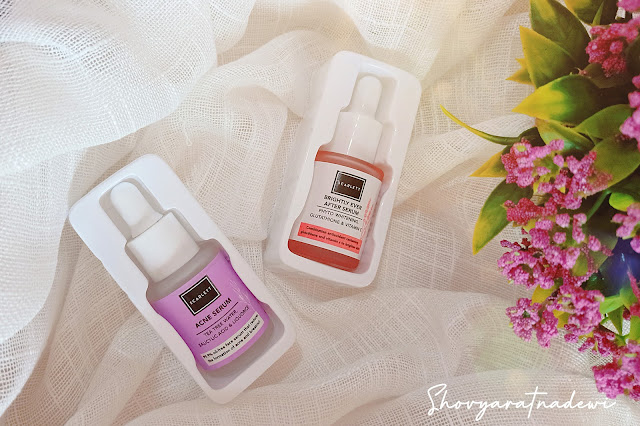 Scarlett Acne and Brightly Ever After Serum