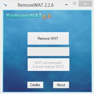 WAT Remover 2.2.6