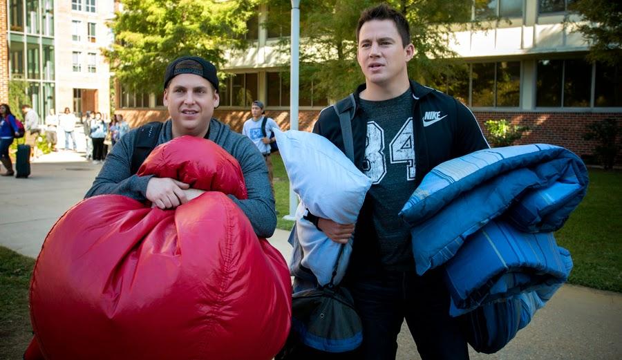 Jonah Hill şi Channing Tatum se mută la colegiu în continuarea 22 Jump Street