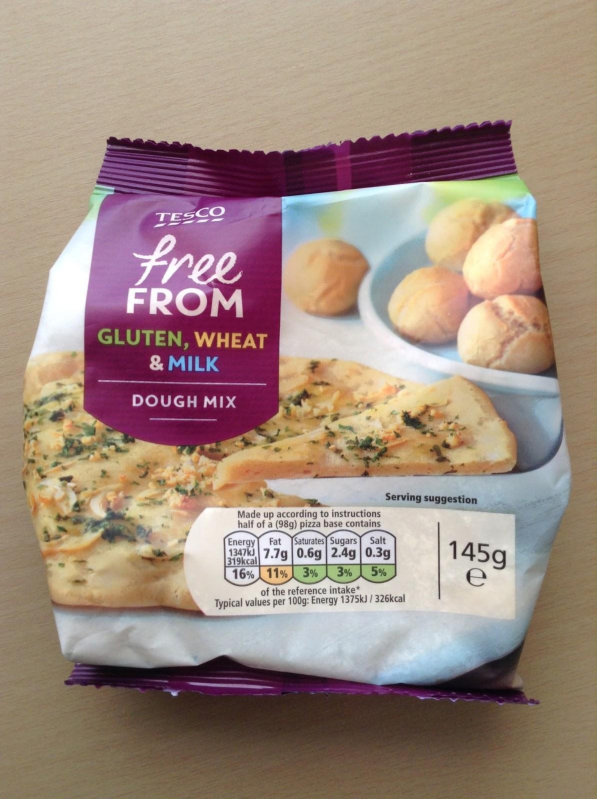 Violife Original Vegan Cheese Tesco Free From Dough Mix