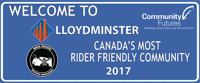 Lloydminster winner of Canada's Most Rider Friendly Community Contest for 2017