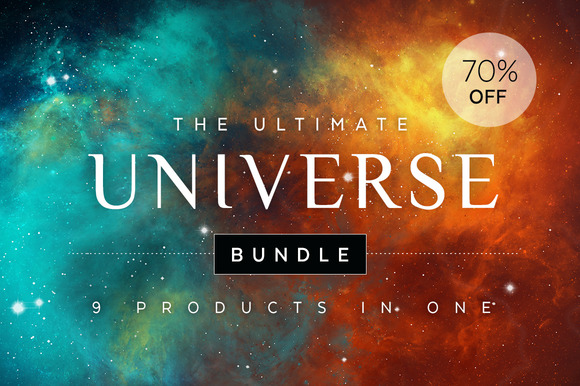Download Ultimate Universe Bundle Fonts Graphics Themes And More