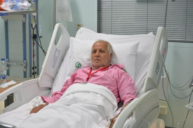 إنقاذ حياة حاج تركي داهمته جلطة قلبية حادة في المسجد الحرام
