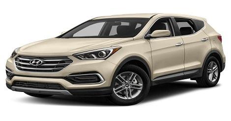 Hyundai Santa Fe mobil keren saat ini
