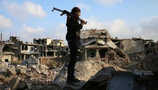 Rezim Syiah Nushairiyah Bunuh 98 Orang Di Daraa
