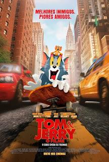 Review – Tom & Jerry: O Filme