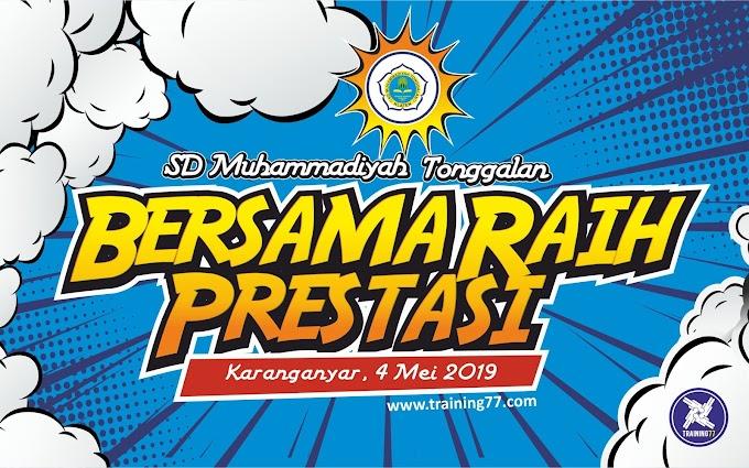 Family Gathering SD Muhammadiyah Tonggalan Klaten 2019
