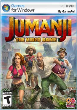 Descarga JUMANJI The Video Game pc mega y google drive