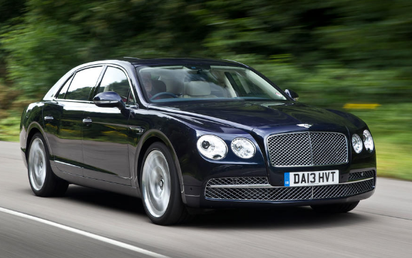 2018 Bentley Flying Spur V-8 Review
