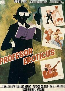 Profesor eróticus | 1981 | Con Alfredo Landa