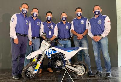 Grupo UMA anuncia la llegada de Husqvarna Motorcycles a Guatemala