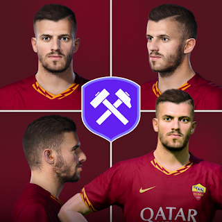 PES 2020 Faces Davide Santon by Volun