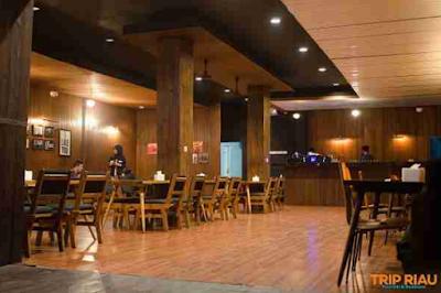 cafe ghazy pekanbaru tempat nongkrong murah dan asik