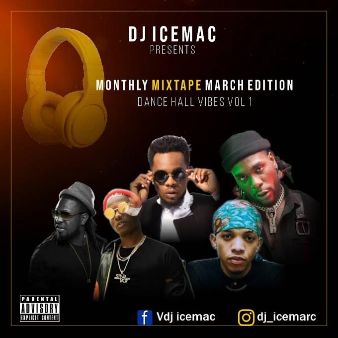 [Mixtape] DJ Icemac – Dance Hall Vibes » IbomHitJamz Mixtape