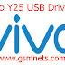 Vivo Y25 USB Driver Download