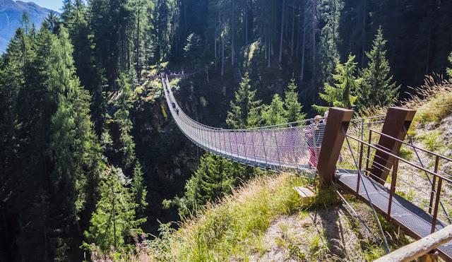 Ponti Tibetani e sospesi in Veneto - Travel blog Viaggynfo