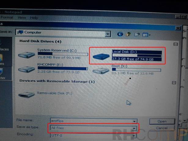 Cara Menjebol Password Windows 7