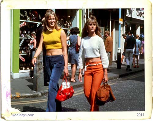 Fashion Icons Of The 1970s