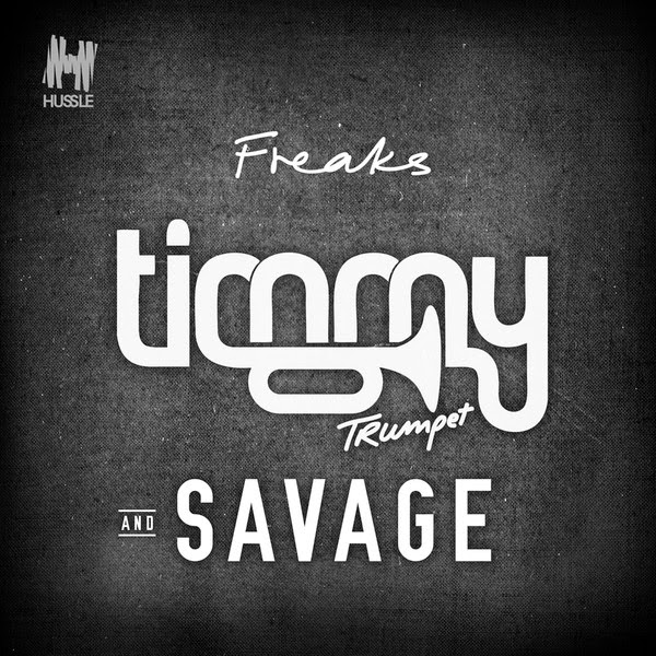 Timmy Trumpet & Savage - Freaks - Single Cover