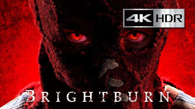 Brightburn Hijo de la oscuridad (2019) 4K UHD [HDR] Latino-Castellano-Ingles