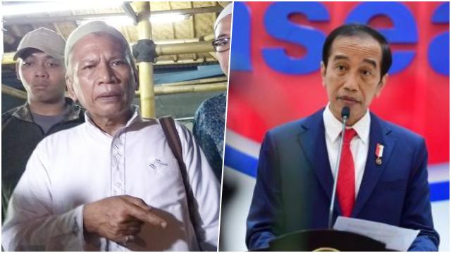 Bak Gajah di Pelupuk Mata tak Nampak, DHL: Jokowi tak Pantas Minta Myanmar Bebaskan Tahanan Politik