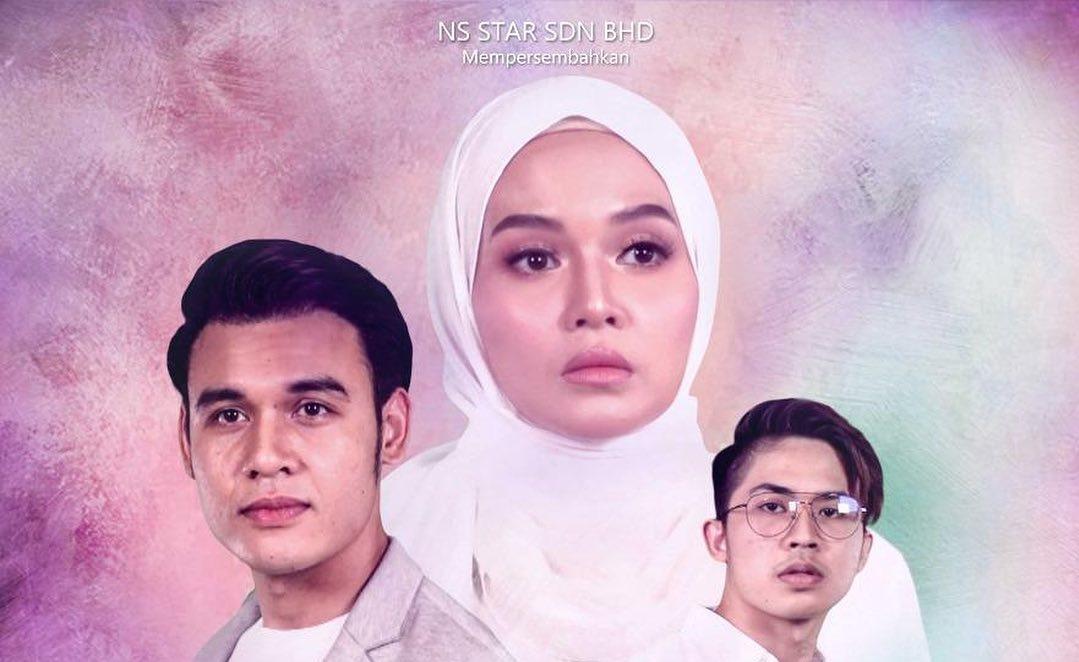 Sinopsis Drama Mencari Kiblat Cinta Lakonan Husna Mustaffa & Syazuwan Hassan
