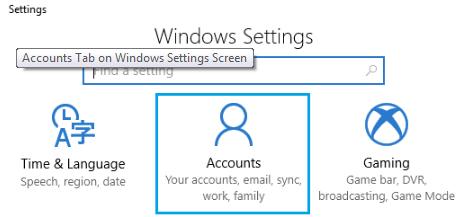 Cara Menghapus Password di Windows 10 7