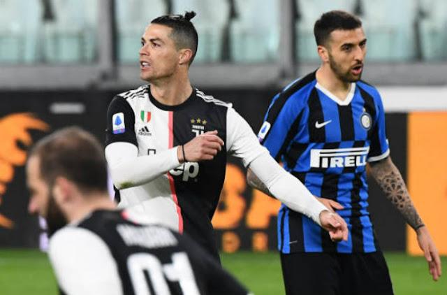 """Video Juventus 2-0 Inter Milan: Ronaldo quyết liệt & """"tiểu Messi"""" kết liễu"""