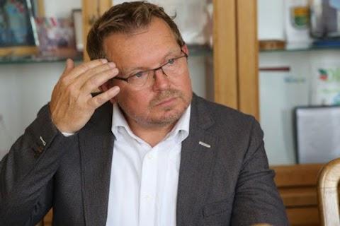 Csorbai Ferenc Mohács polgármestere