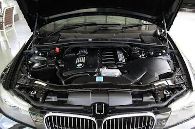 Mesin BMW 330i E90 Prefacelift